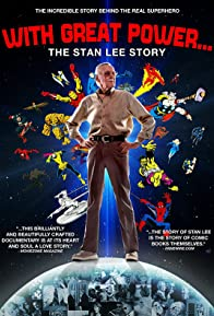 Primary photo for With Great Power: The Stan Lee Story