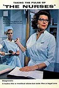 Zina Bethune and Shirl Conway in The Nurses (1962)