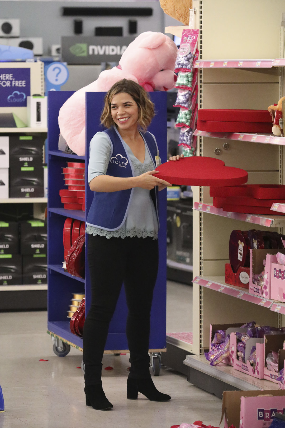 Superstore Valentine S Day Tv Episode 2017 Imdb