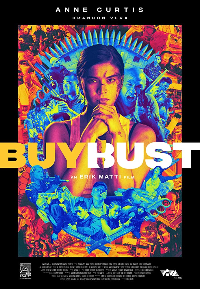 BuyBust (2018) HDRip
