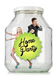 Home Party Poster