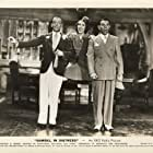 Fred Astaire, Gracie Allen, and George Burns in A Damsel in Distress (1937)