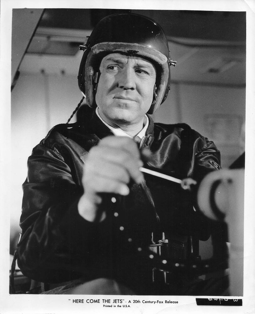 Steve Brodie in Here Come the Jets (1959)