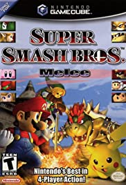 Super Smash Bros. Melee Poster