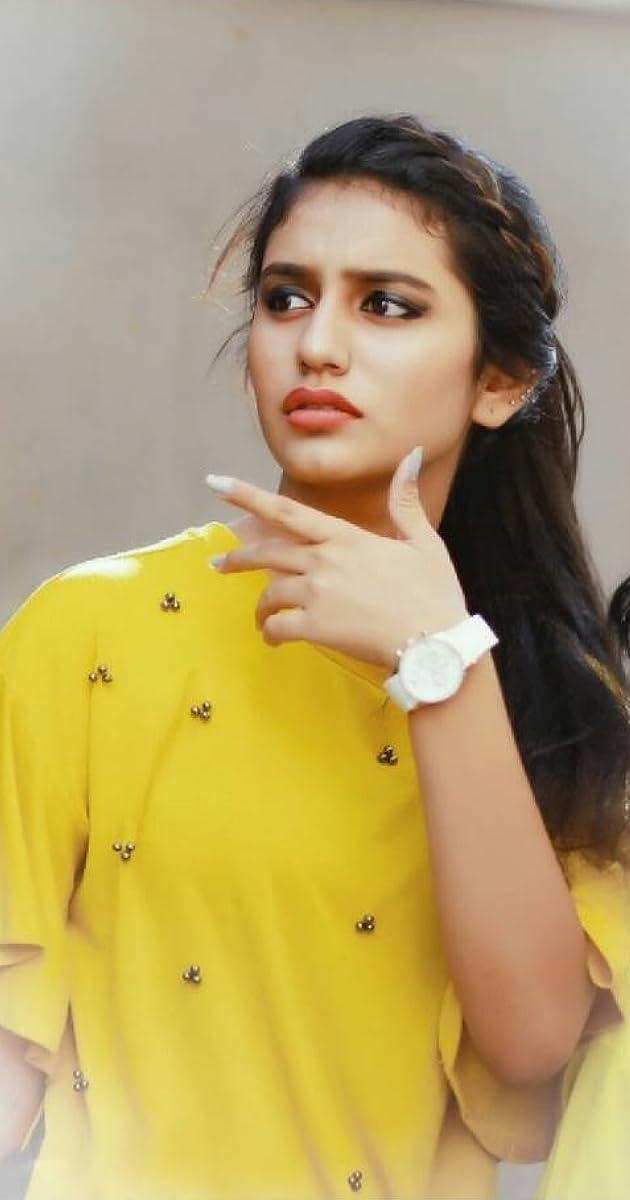 Priya Prakash Varrier - News - IMDb