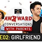 Loveleen Mishra, Shubhrajyoti Barat, Ahsaas Channa, and Ritvik Sahore in Awkward Conversations with Parents (2018)