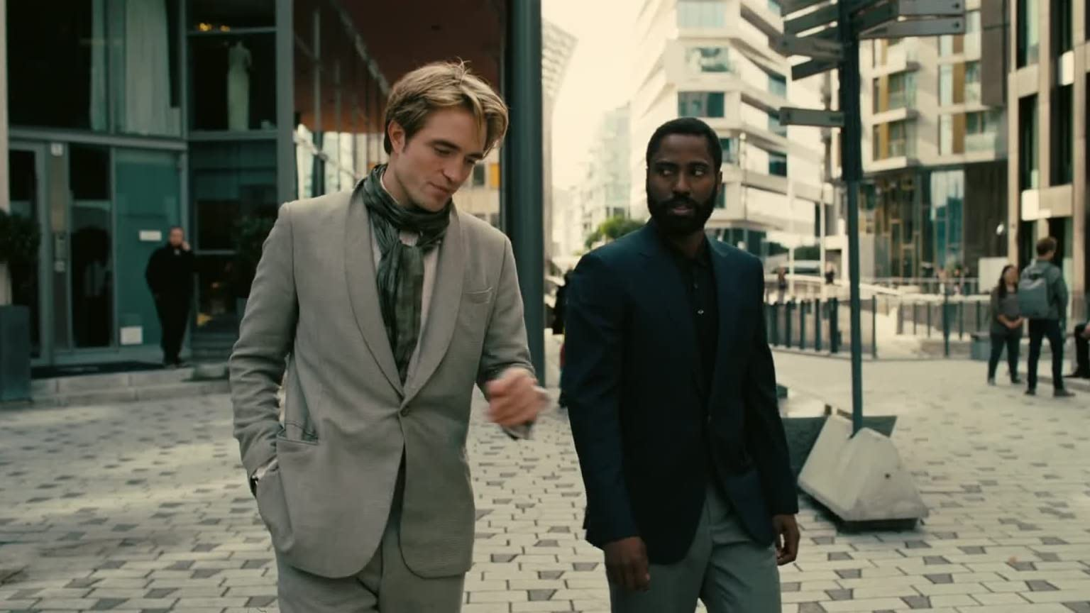 Watch the Trailer for Christopher Nolan's Latest