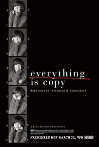 Great movies list to watch Everything Is Copy by Liz Garbus [hdrip]