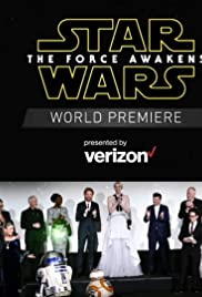 Star Wars: The Force Awakens World Premiere Red Carpet Poster