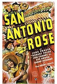 San Antonio Rose Poster