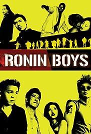 Ronin Boys Poster