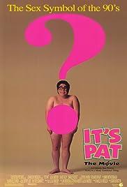 It's Pat (1994) 1080p