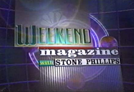 Watch movie trailer Weekend Magazine with Stone Phillips USA [mpeg]