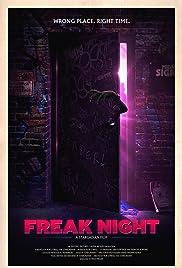 Starcadian: Freak Night Poster