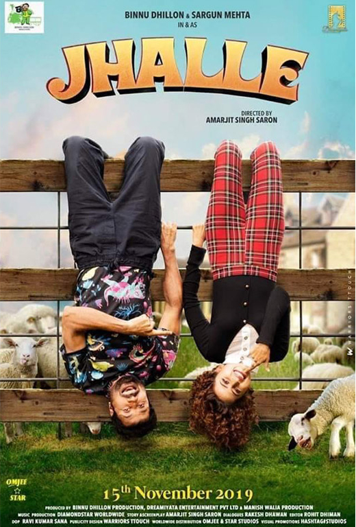 Jhalle 2019 Punjabi 720p HDTVRip 644MB Download