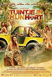 Tuintje in mijn hart Poster