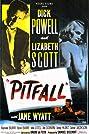 Pitfall (1948) Poster