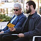 Ron Perlman and Garret Dillahunt in Hand of God (2014)