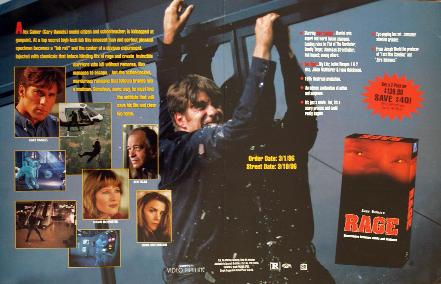Rage 1995