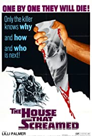 The House That Screamed Poster