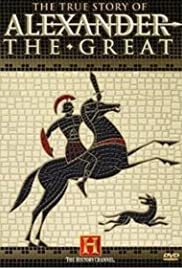 The True Story of Alexander the Great Poster