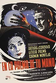 En la palma de tu mano (1951) Poster - Movie Forum, Cast, Reviews