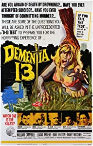 Websites for downloading english movies Dementia 13 [1020p]