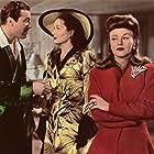 Ginger Rogers, Cesar Romero, and Gail Patrick in Tales of Manhattan (1942)