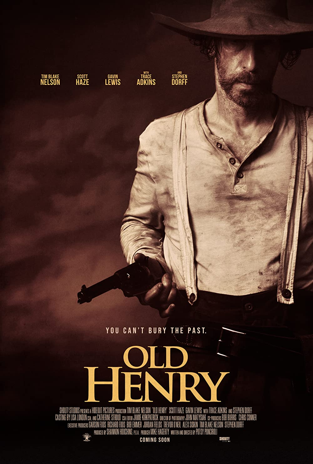 Old Henry 2021 English 480p HDRip 304MB Download
