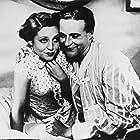 Willy Fritsch and Käthe von Nagy in Ich bei Tag und du bei Nacht (1932)