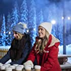 Natalie Hall and Chris McNally in A Winter Princess (2019)