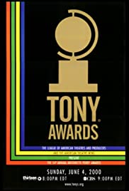 The 54th Annual Tony Awards Poster