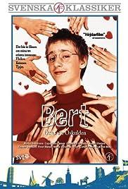 Bert - Den siste oskulden Poster