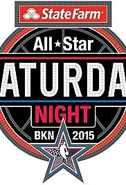 NBA State Farm All-Star Saturday Night Poster