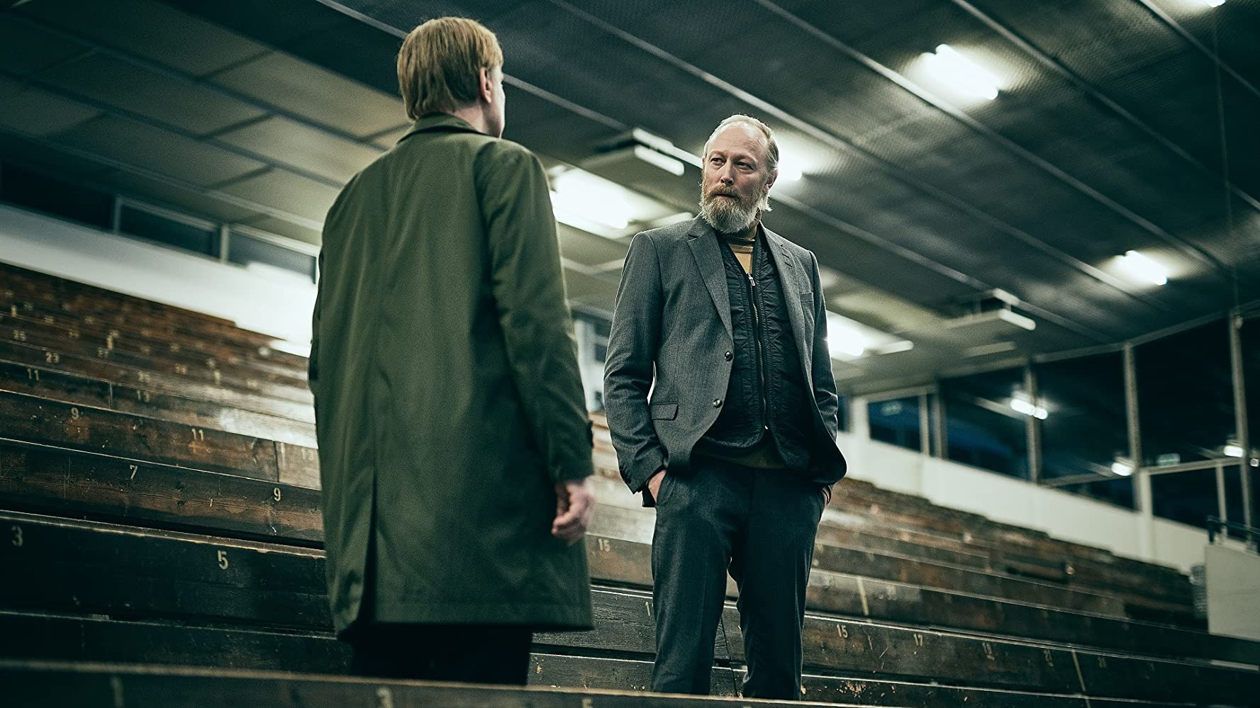 Face to Face - Forhøret (2019) Serial Online Subtitrat