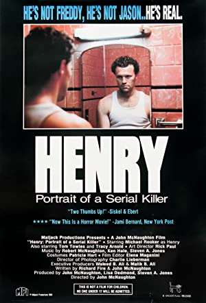 Henry: Portrait of a Serial Killer poster