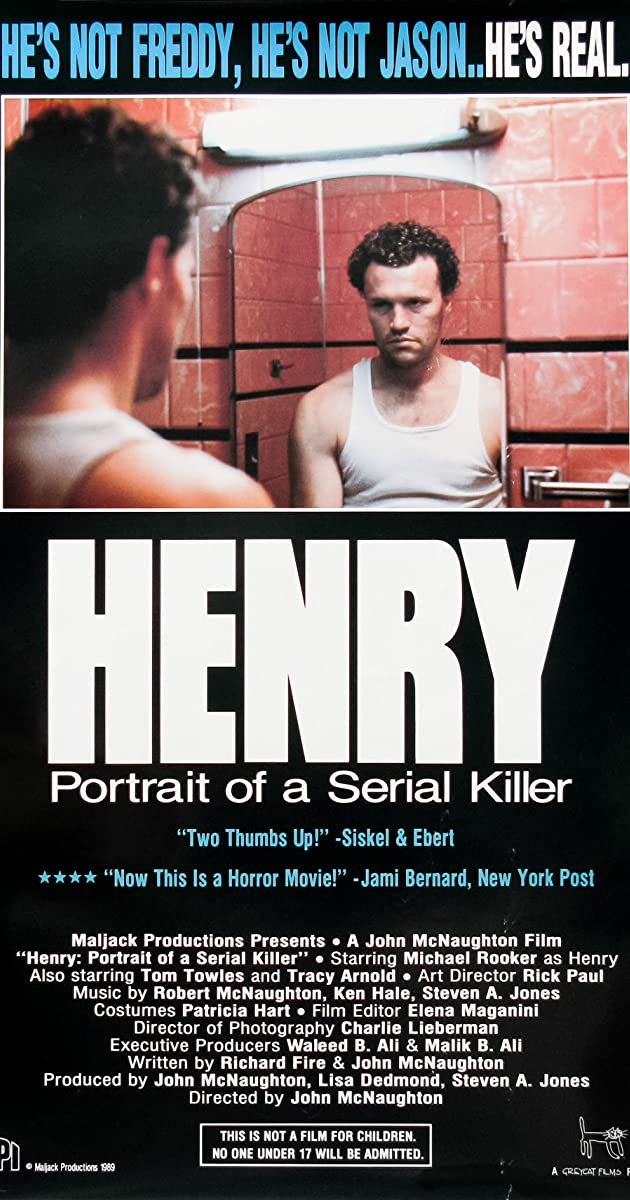 Henry: Portrait of a Serial Killer (1990) Subtitles