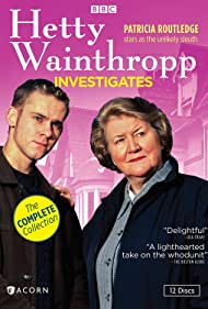 Dominic Monaghan and Patricia Routledge in Hetty Wainthropp Investigates (1996)