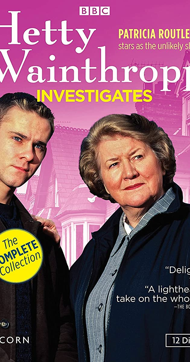 Hetty Wainthropp Investigates Tv Series 19961998 Imdb
