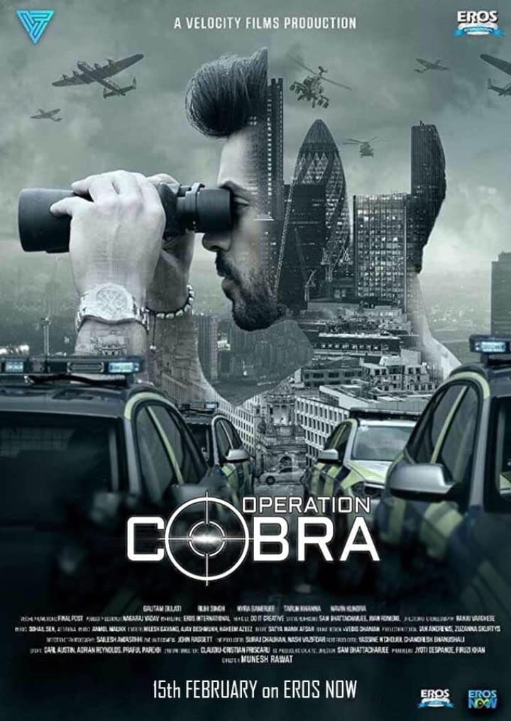 Operation Cobra (2019)