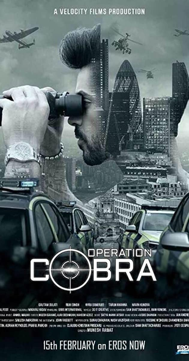Operation Cobra (TV Series 2019– ) - IMDb