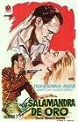 Golden Salamander (1950) Poster