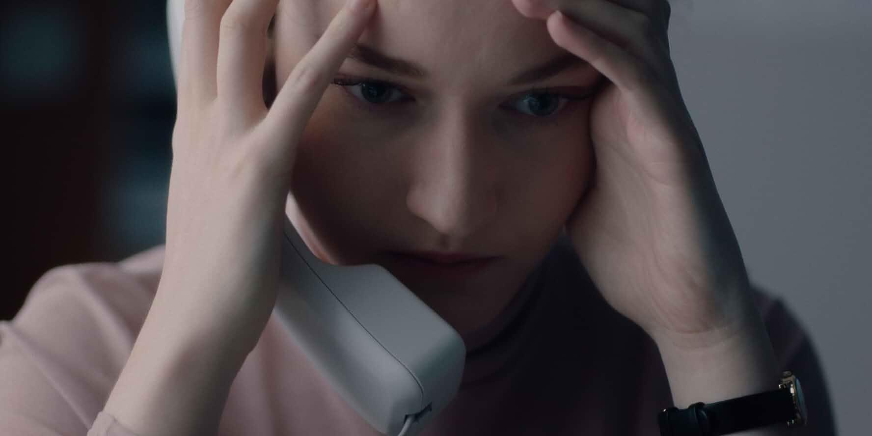 Julia Garner in The Assistant (2019)