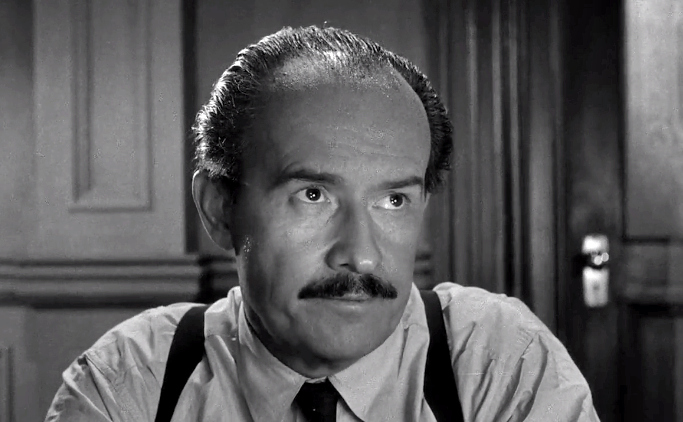 George Voskovec in 12 Angry Men (1957)