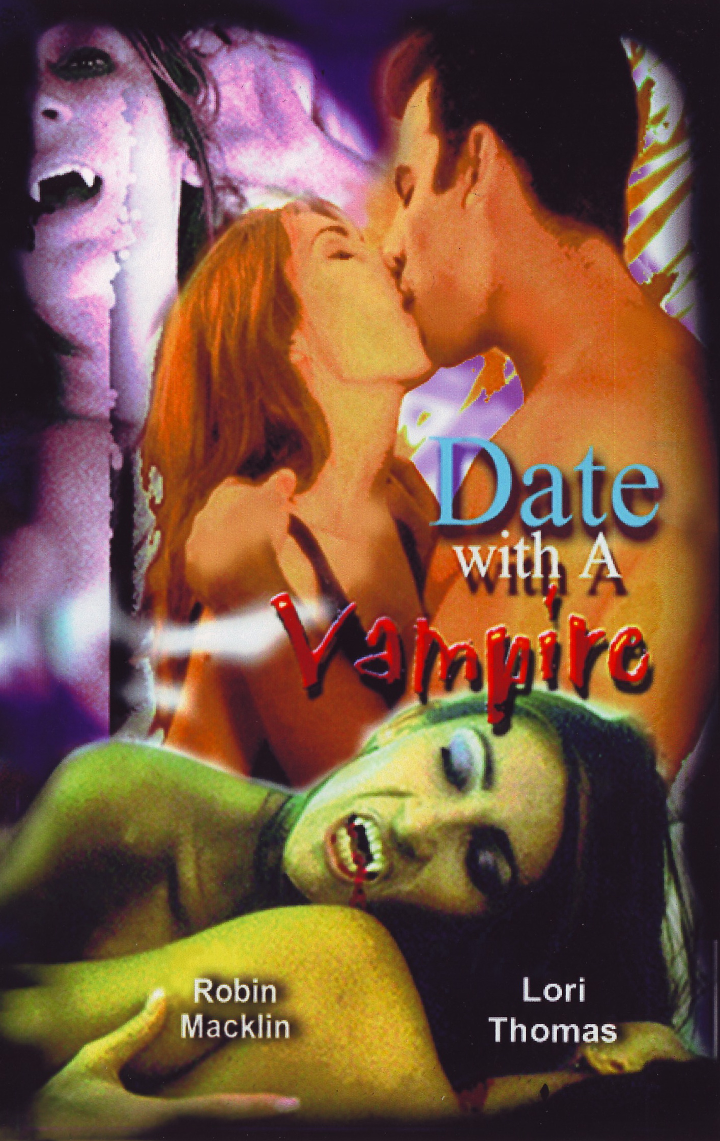 date with a vampire book