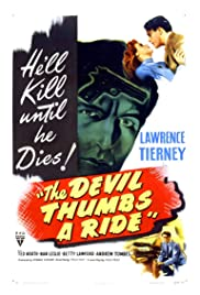 The Devil Thumbs a Ride (1947) Poster - Movie Forum, Cast, Reviews
