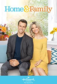 Debbie Matenopoulos and Cameron Mathison in Home & Family (2012)
