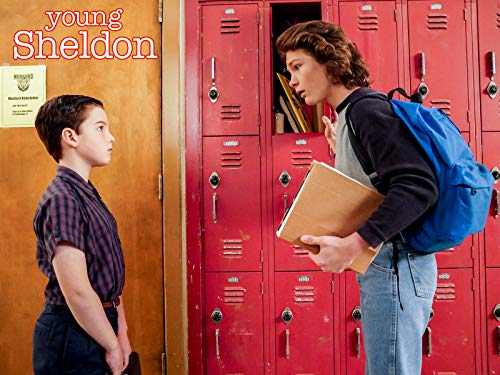 Joven Sheldon 2×14 – David, Goliat y un Yoo-Hoo desde atrás
