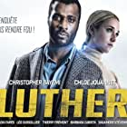 Chloé Jouannet and Christopher Bayemi in Luther (2021)