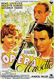 Opéra-musette Poster